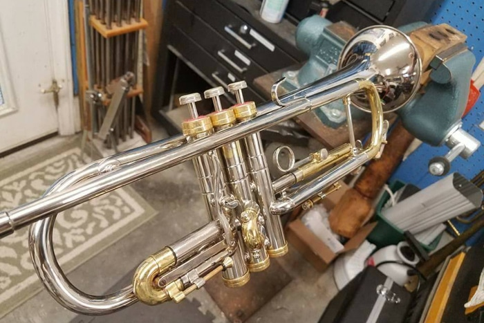 Varno Musical Instrument Repair - 1963 Conn Connstellation 36B Trumpet