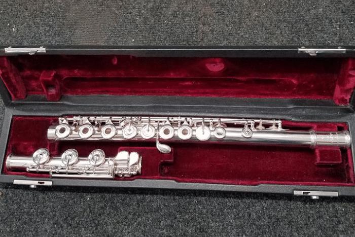 Trevor James Master Series flute